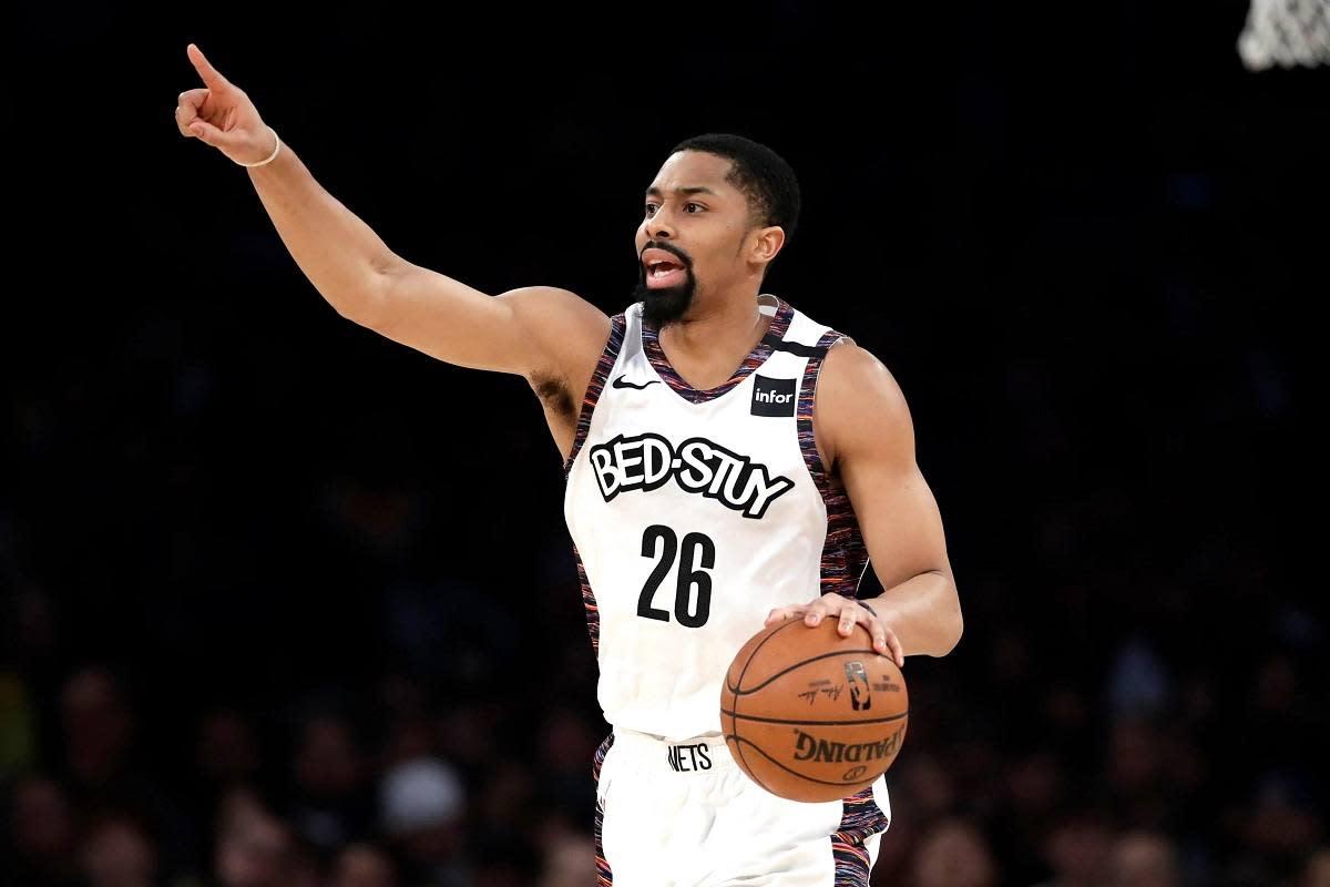 ΝΒΑ Rumors- Spencer Dinwiddie Could Join Lakers Or Clippers In 2021 Offseason
