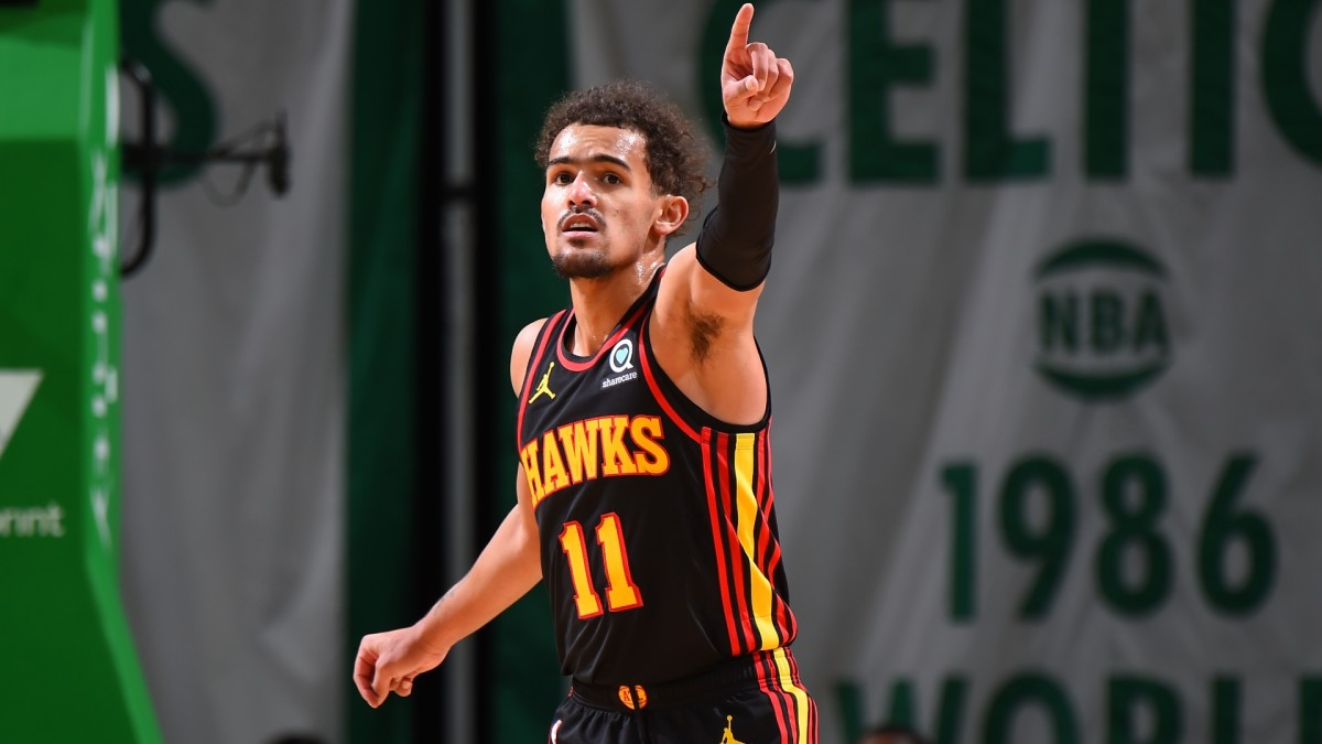 The Best Reactions To Hawks' Shocking Game 1 Win