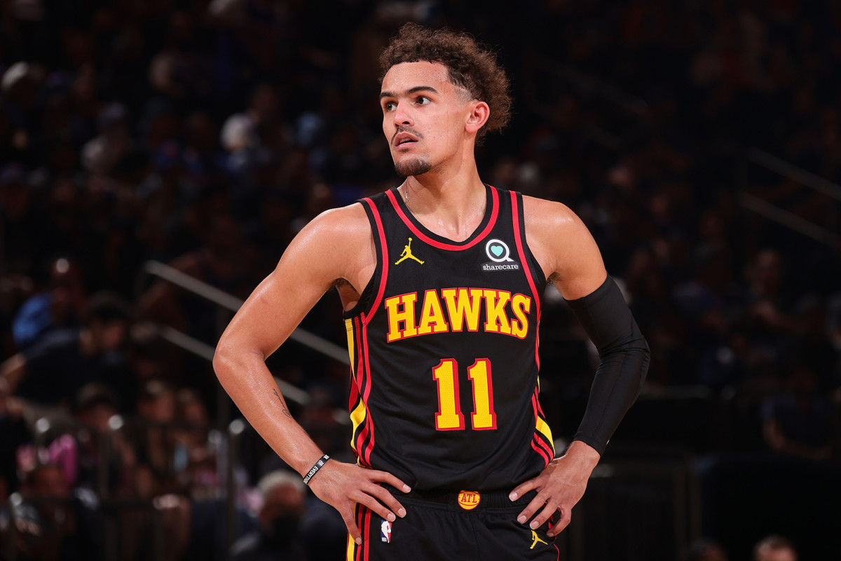 """Nate McMillan On Trae Young- """"You Have To Put Him With The Top Guys In The League..."""""""