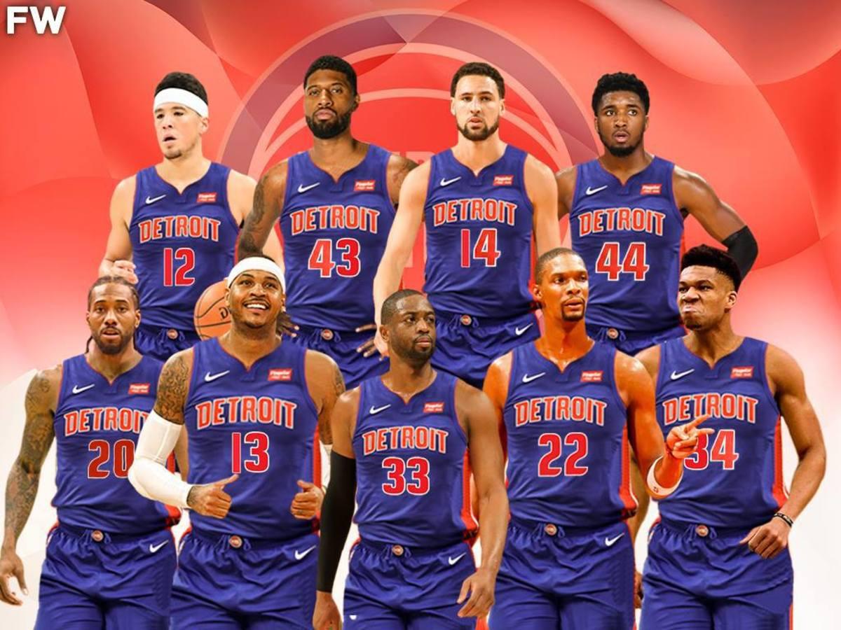 6 Worst Draft Mistakes In Detroit Pistons History