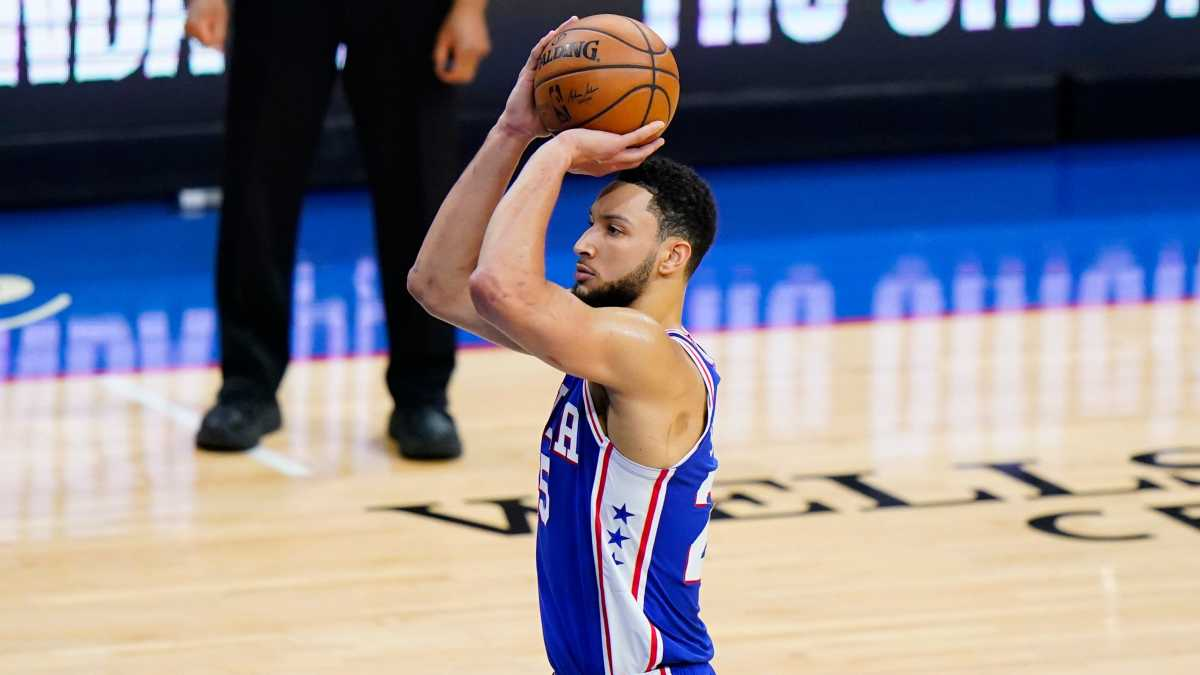 """Kobe Bryant On Ben Simmons In 2019: """"He's Got To Get A Jump Shot...Because If Not, He Will Regret It When His Career Is Over.''"""