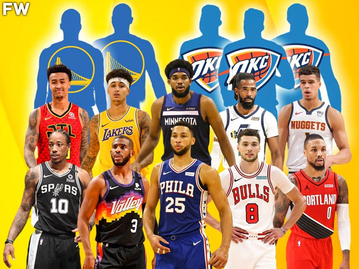 The Biggest 2021 NBA Free-Agency Decision For Every Team