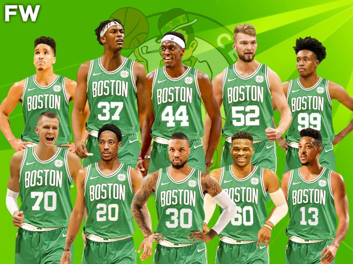 10 Perfect Targets For The Boston Celtics This Offseason