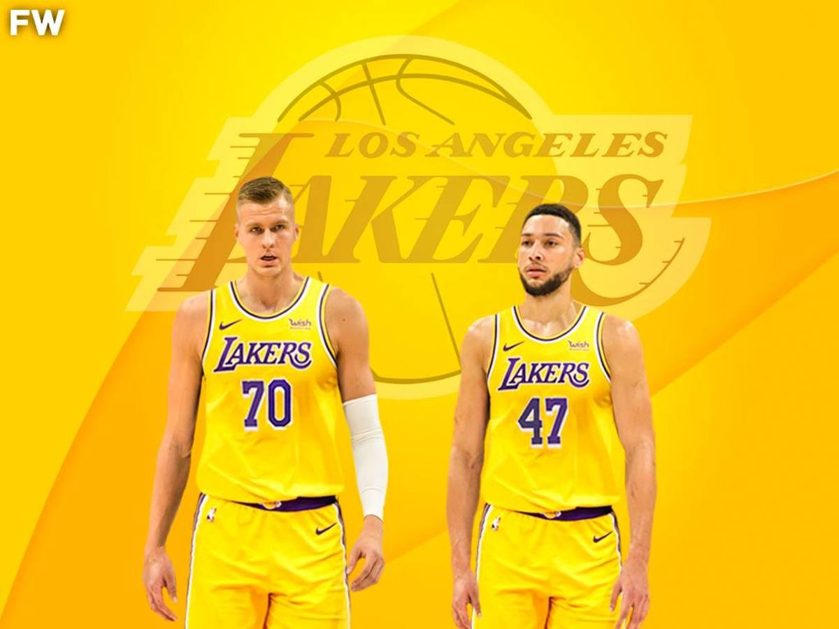 Los Angeles Lakers Should Avoid Trading For Kristaps Porzingis And Ben Simmons
