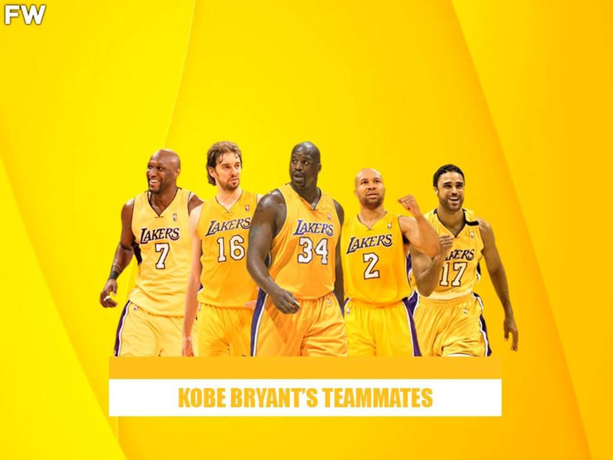 Kobe Bryant's Best Teammates