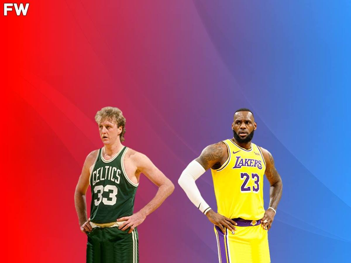 Larry Bird vs. LeBron James