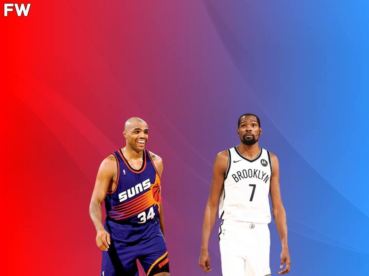 Charles Barkley vs. Kevin Durant