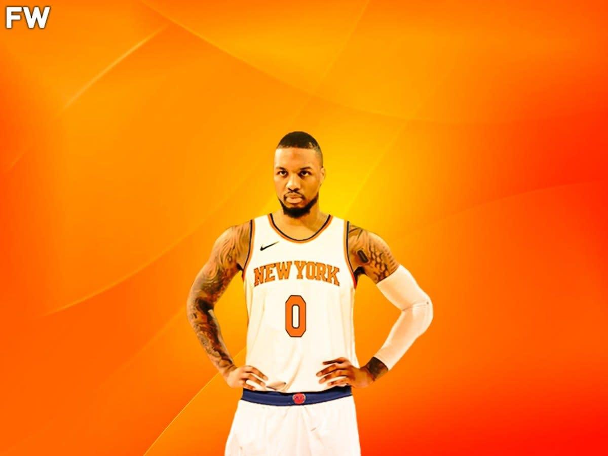NBA Rumors- Knicks Willing To Offer RJ Barrett In Damian Lillard Trade Talks