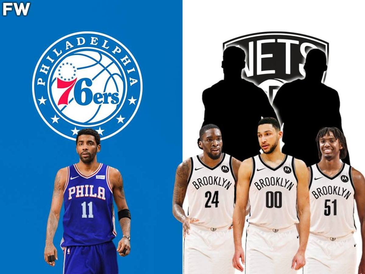 kyrie sixers
