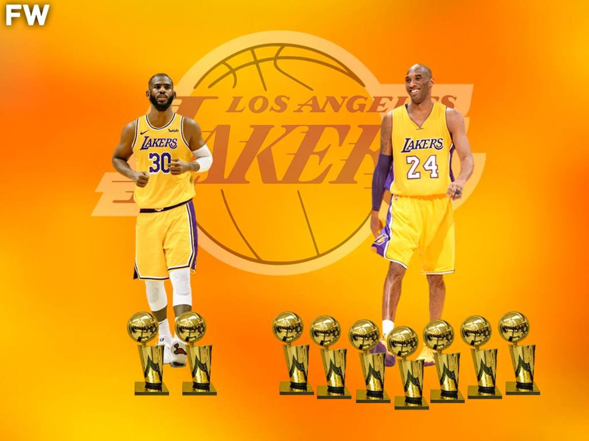 'Chris Paul Would Become A Top 3- Point Guard Ever, Kobe Bryant Would Become The GOAT', If The Trade Was Never Vetoed