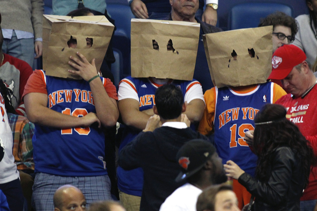"""Gilbert Arenas Takes Huge Shot At Knicks Fans- """"Nobody Wants To Play For You Because You're The Worst Fanbase!"""""""