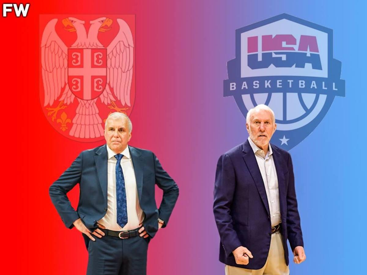 Zeljko Obradovic vs. Gregg Popovich