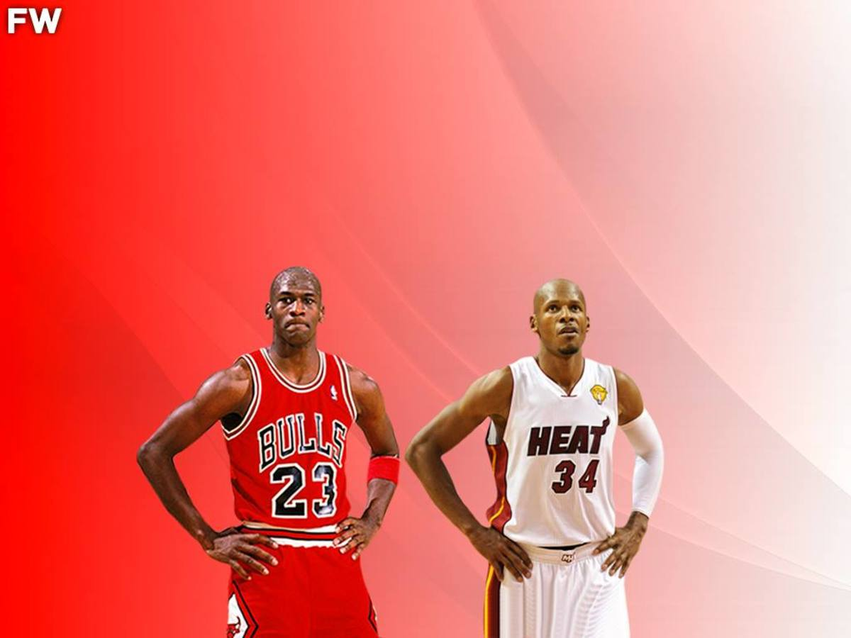 Michael Jordan vs. Ray Allen