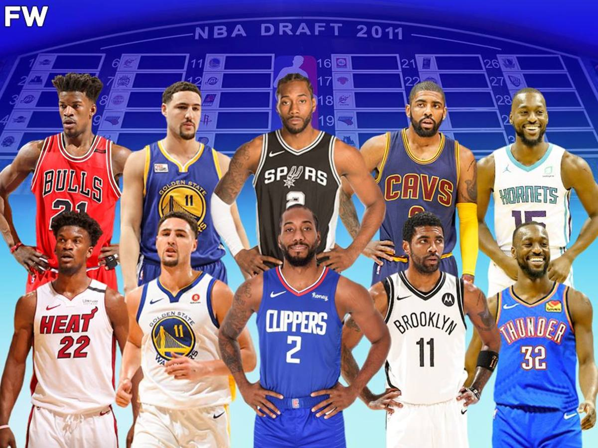 Top 10 Players From The 2011 NBA Draft Class: Where Are They Now?