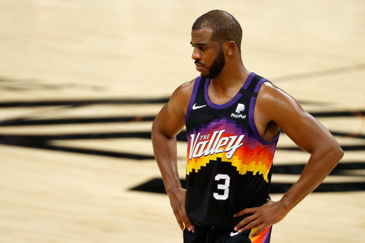 """Chris Paul On Back-To-Back Loses Vs. Bucks- """"This Is What Happens In A Series."""""""