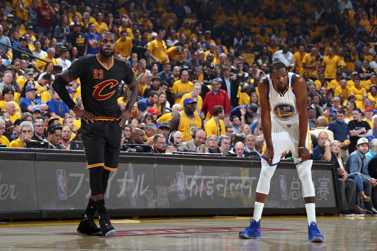 Kevin Durant Says 2017 Finals Is The Better Than 2021 Finals