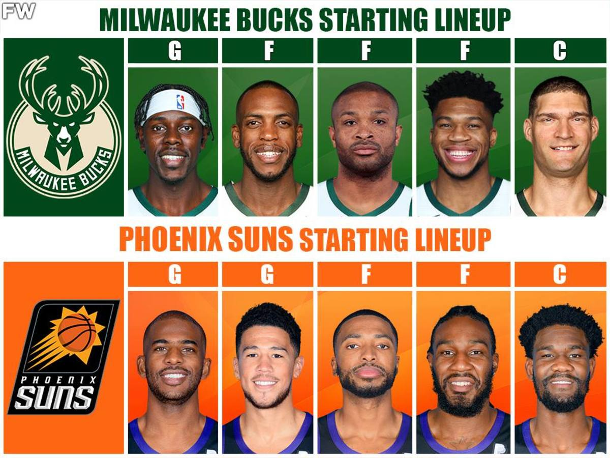 Who Wins Game 6: Will The Milwaukee Bucks Win The Title Or Will Phoenix Force Game 7?