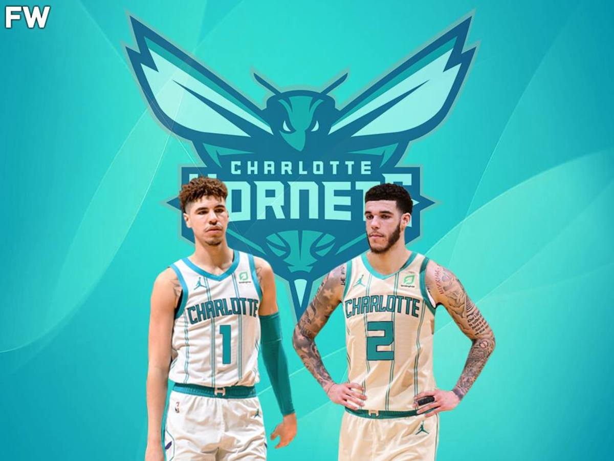 LaMelo Ball Wants To Play With His Brother Lonzo In Charlotte