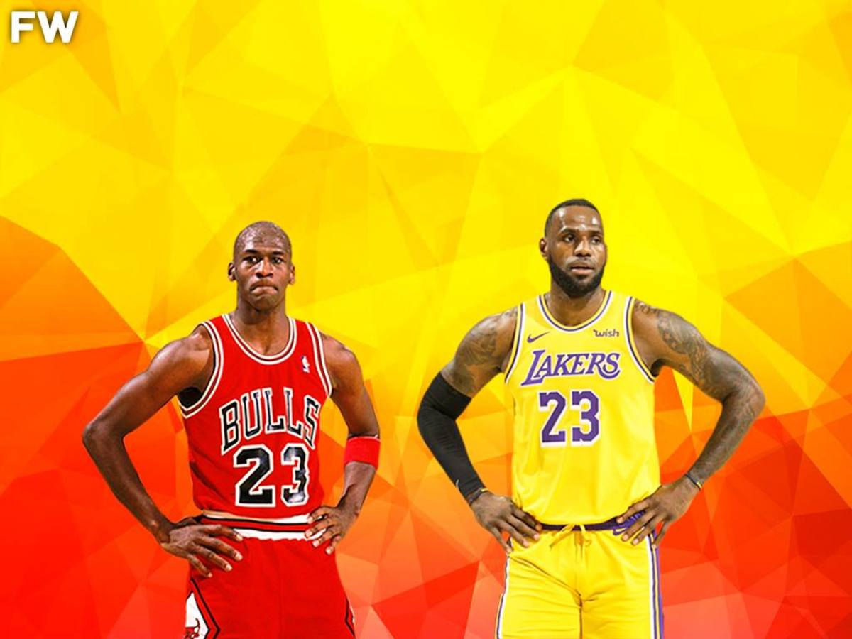 """Toni Kukoc Doesn't Want To Compare Michael Jordan And LeBron James: """"If I Can Compare Michael, I'll Probably Compare With Tiger (Golf), Messi/Ronaldo (Soccer), Phelps Of Swimming…"""""""