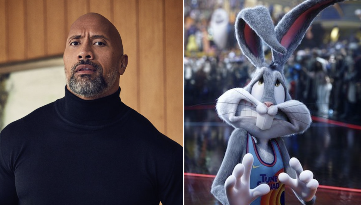 """Dwayne Johnson Could Be The Star In Space Jam 3: """"It Would Be Different ... Maybe He Goes Back To Wrestling"""""""