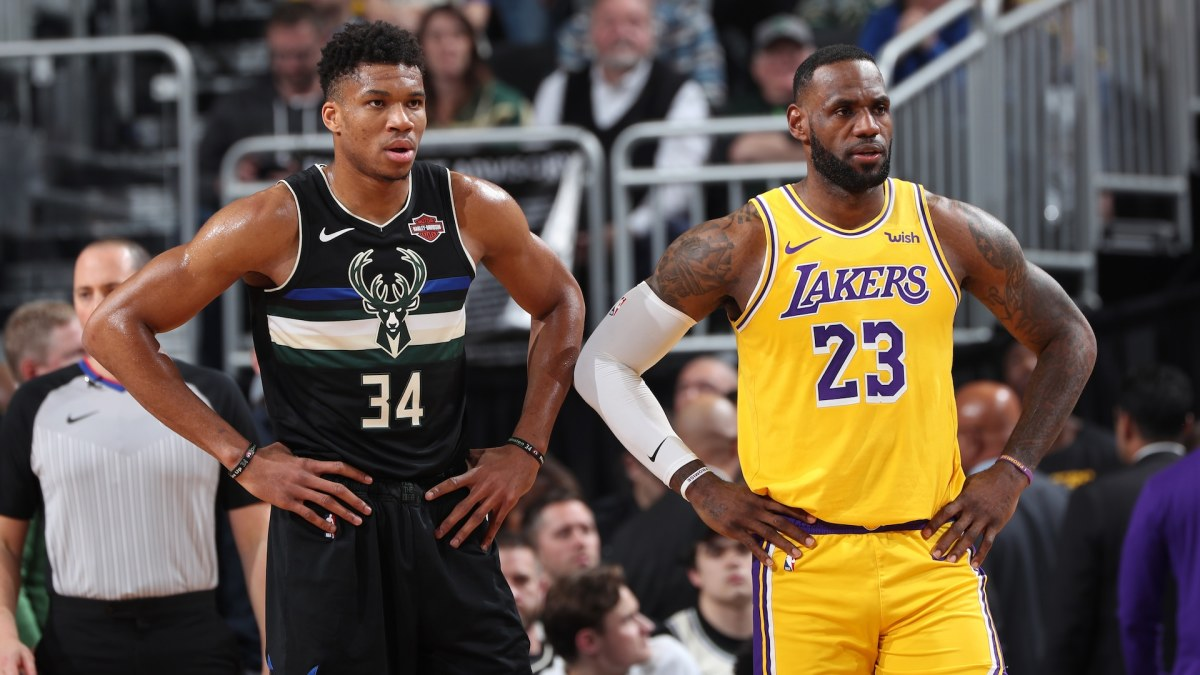 Giannis Antetokounmpo Could Earn Similar Money To LeBron James If He Wants To Focus On Endorsements