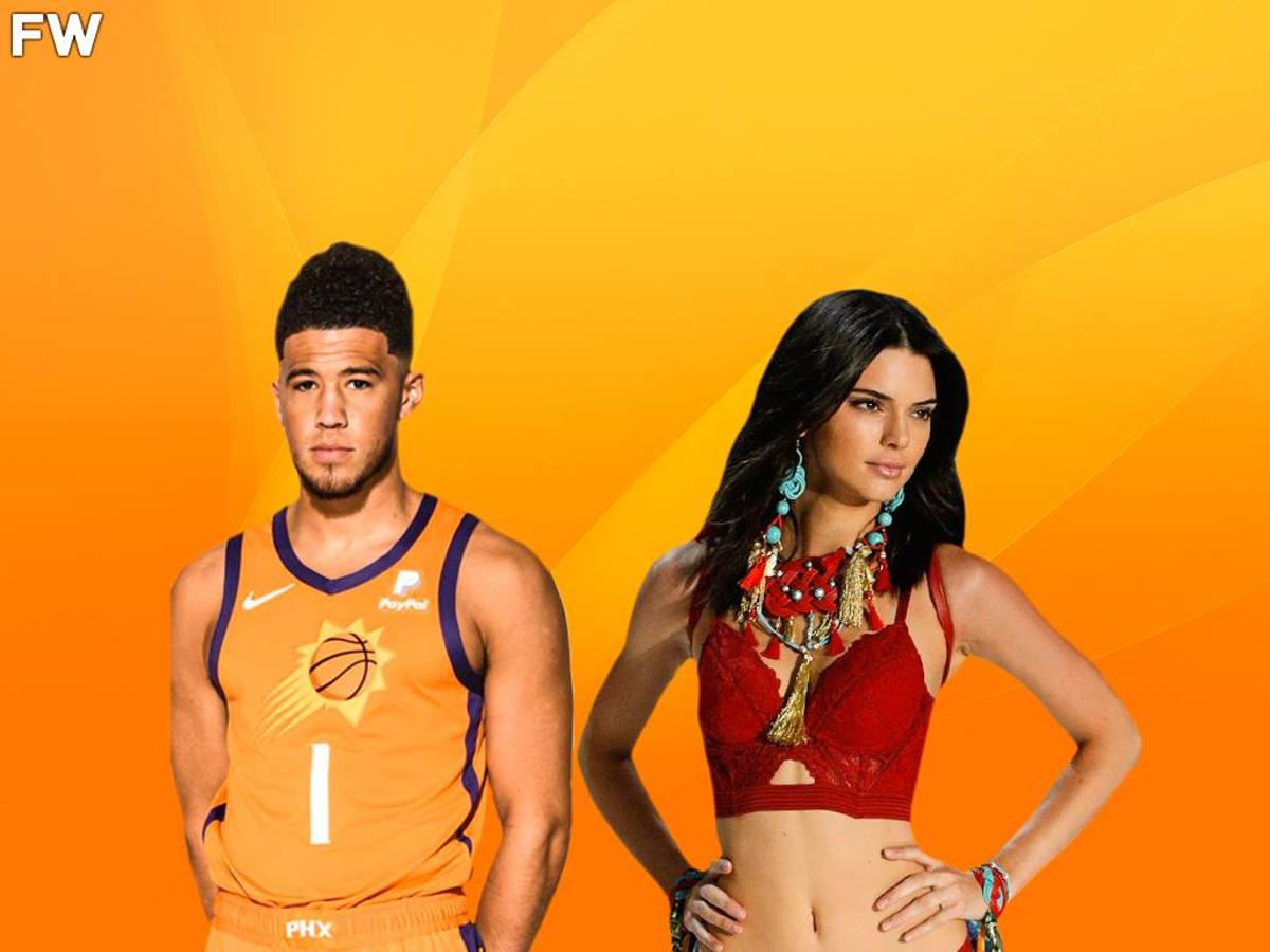 """Jared Dudley Thinks Kendall Jenner Relationship Inspired Devin Booker To Take Care Of His Body: """"In A Way, I Think Him Having A Girlfriend Has Helped Him"""""""