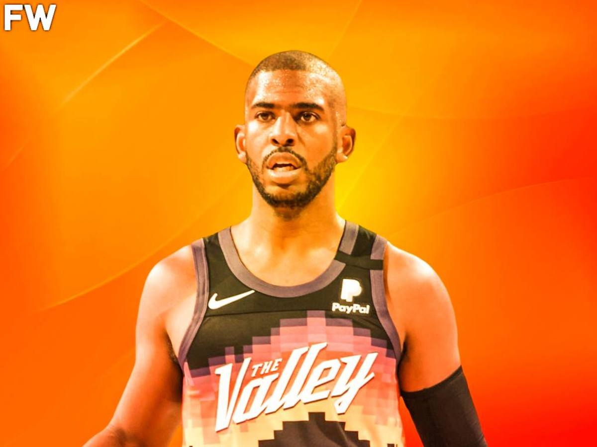 How Is Chris Paul's Legacy Affected After 2021 Finals: CP3 Is A Great Leader, But Not Necessarily A Great Winner