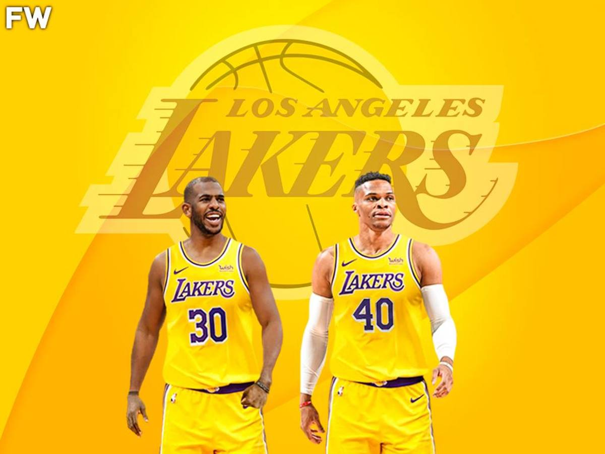 Lakers Could Land Chris Paul Or Russell Westbrook