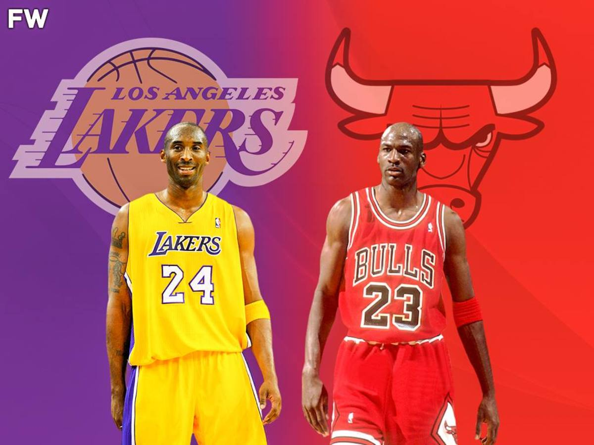 """Kobe Bryant Picked Prime 1991 Michael Jordan As Player He Wanted To Face The Most: """"I Would Love To See What That Looks Like"""""""