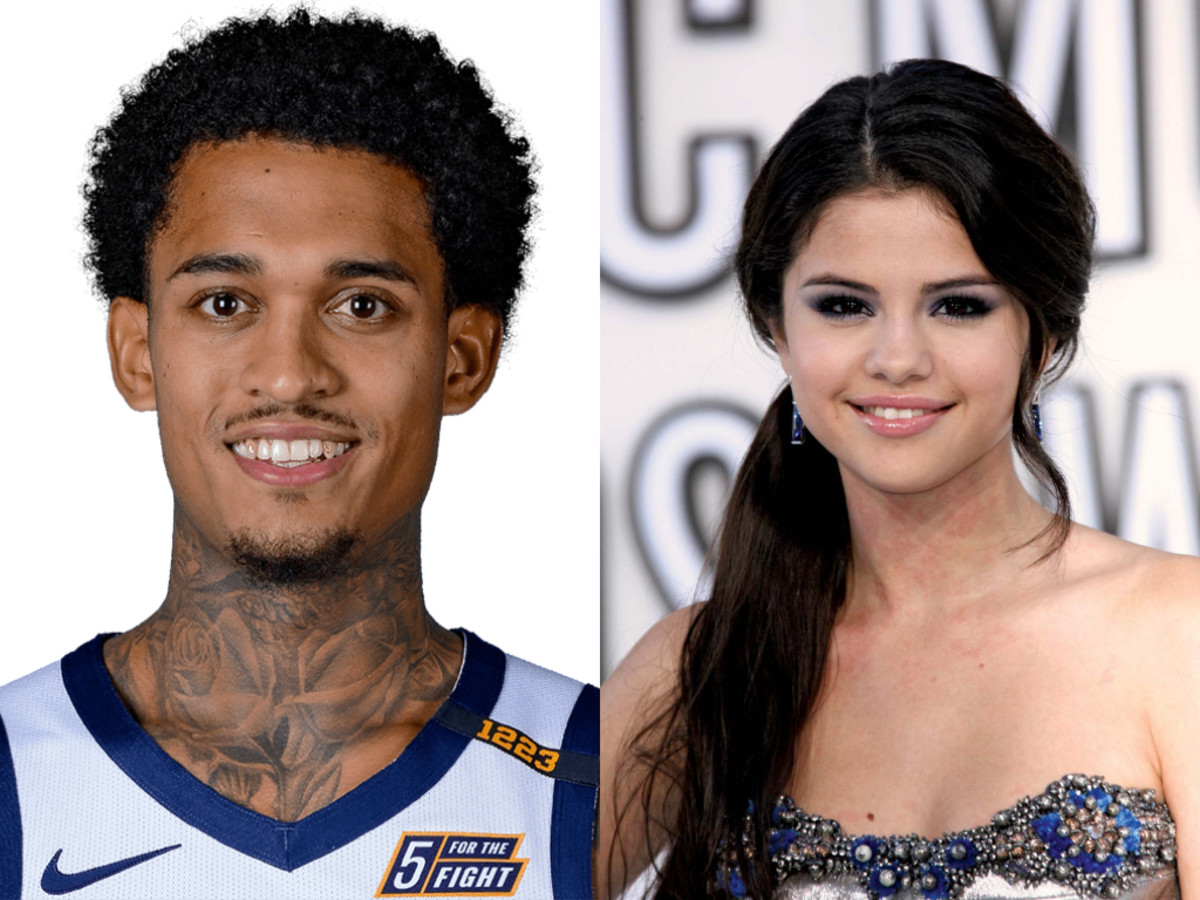 """Jordan Clarkson Shoots His Shot With Selena Gomez: """"This Man Dated Kendal Jenner, Bella Hadid And Is Going For The Three-Peat. A Pure Scorer."""""""