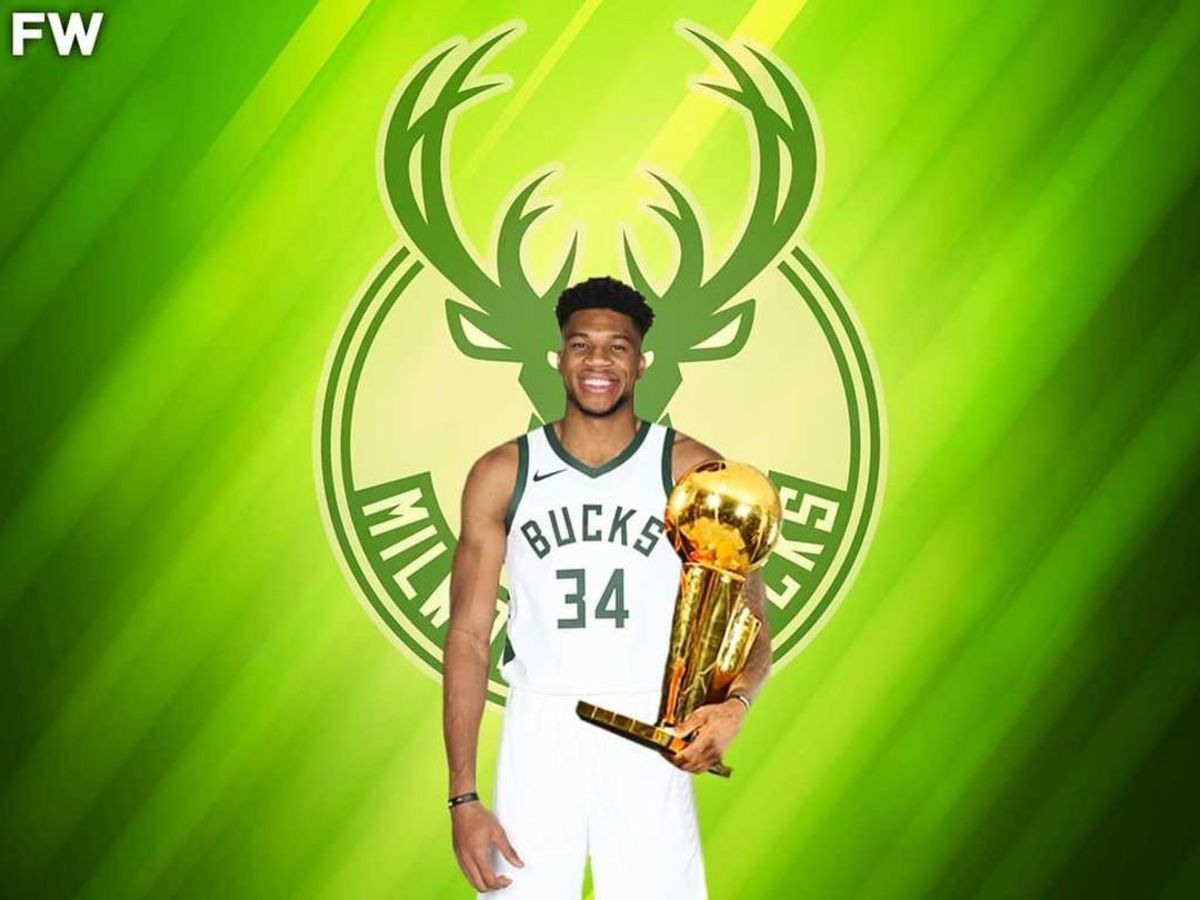 Giannis Antetokounmpo Delivers His Promise, Becomes Best Player In The World