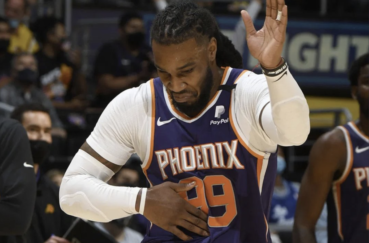 Jae Crowder Get Into Verbal Altercation With Draymond Green And Lakers Coach Over 'Rabbit Got The Gun' Comment And Salsa Dance Against The Lakers