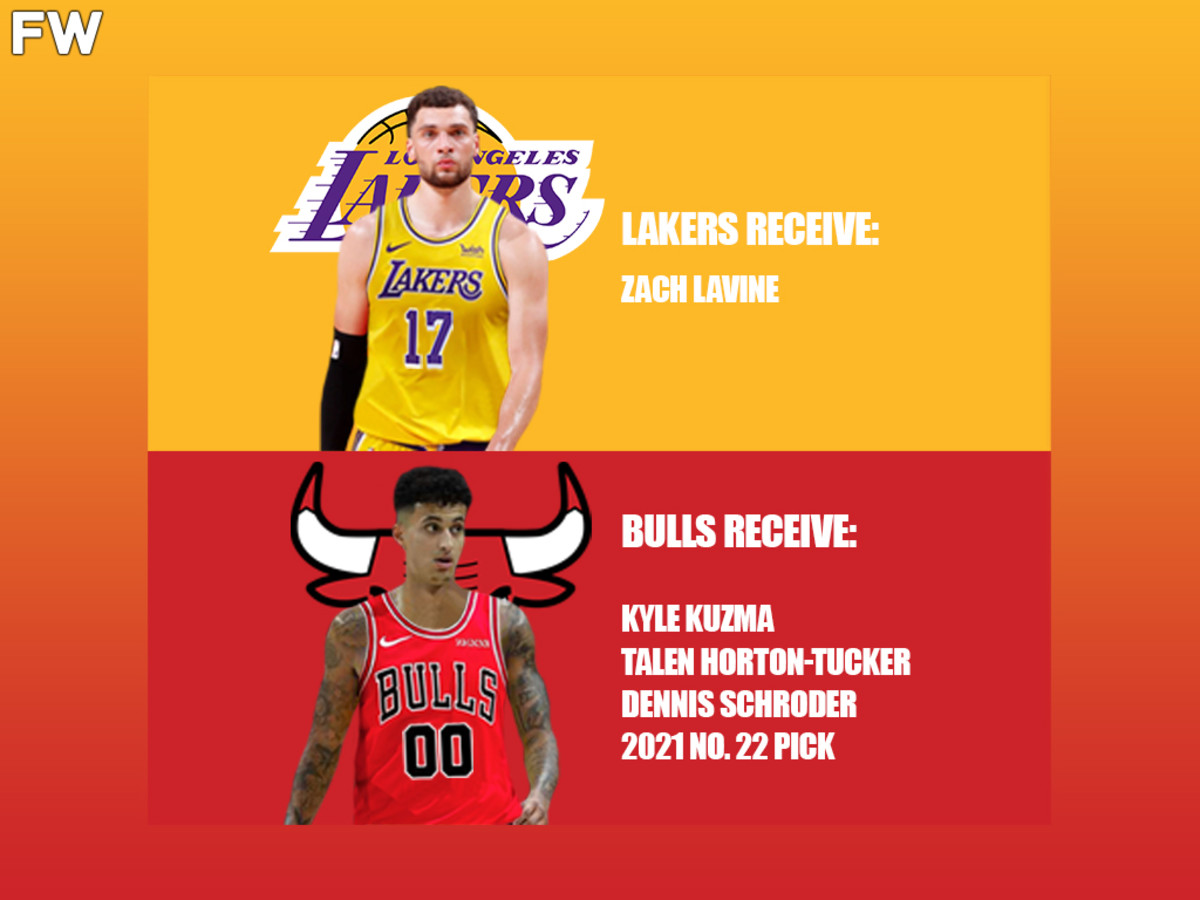 Zach LaVine - Los Angeles Lakers