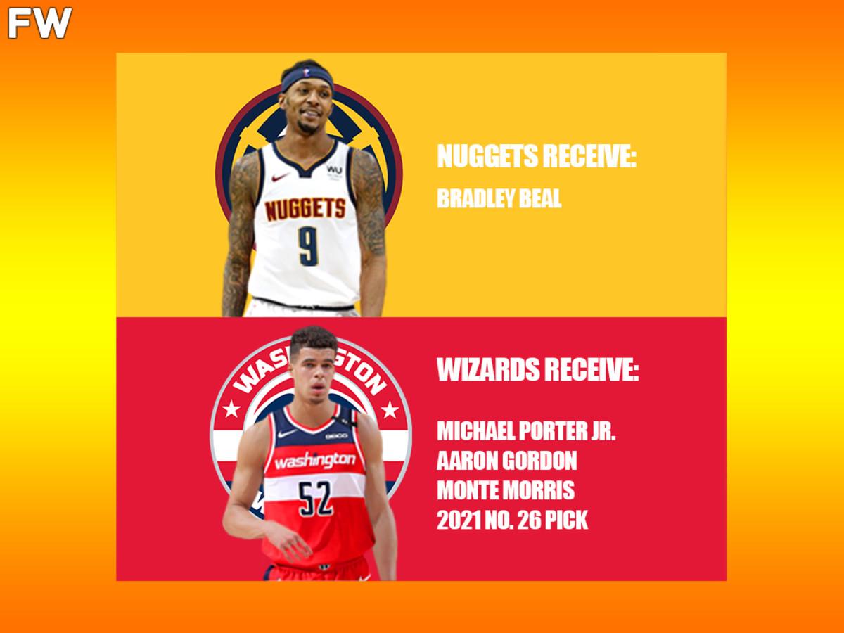 Bradley Beal - Denver Nuggets