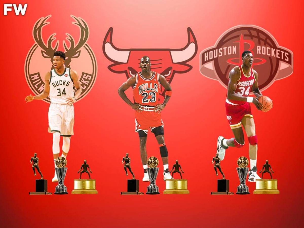 The Only 3 Players To Win MVP, Finals MVP, And Defensive Player Of The Year: Giannis Antetokounmpo Joins Elite Company