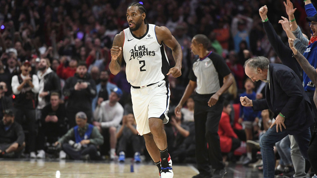 NBA Rumors- Kawhi Leonard Could Leave The Los Angeless Clippers In Free Agency