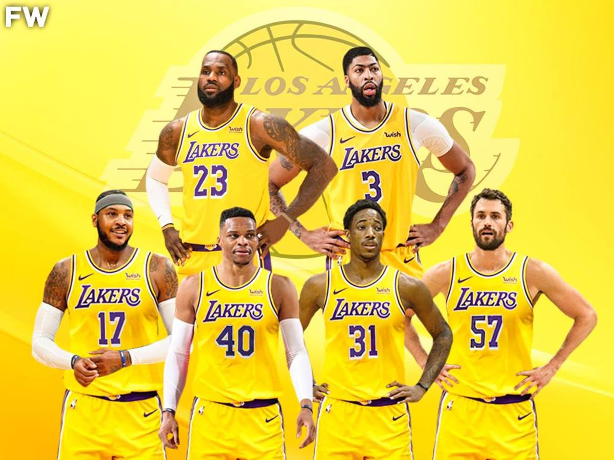 How The Los Angeles Lakers Can Create A Real Superteam Next Season