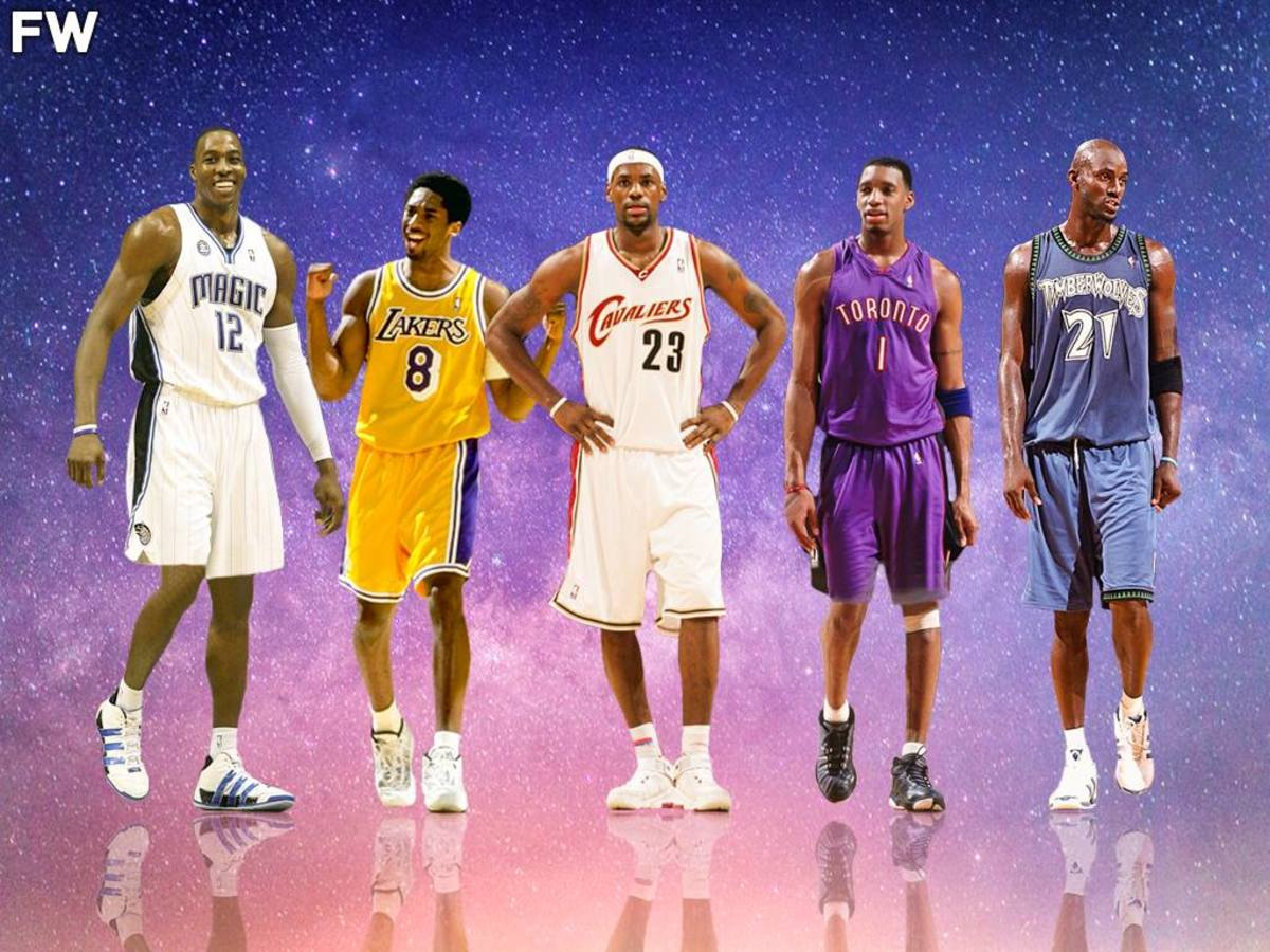 All-Time High School Players Starting Lineup: 'Young But Ready For Greatness'