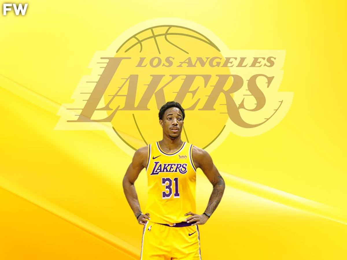DeMar DeRozan Lakers