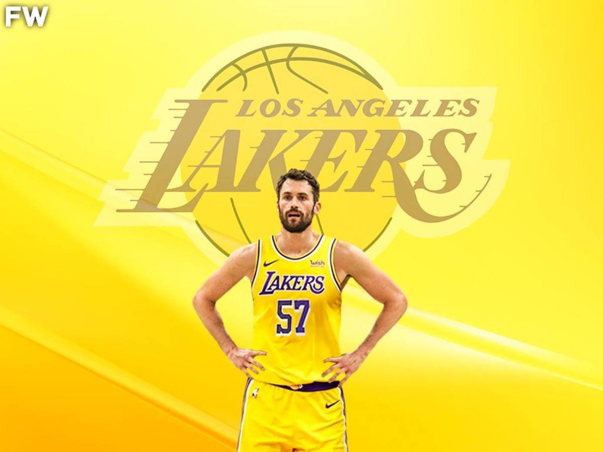 Kevin Love Lakers
