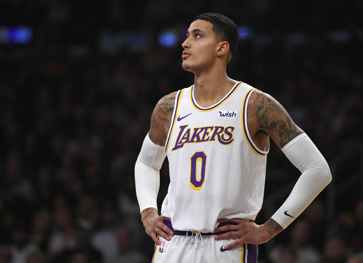 """Jalen Rose- """"Kyle Kuzma Can't Maximize His Potential With Lakers."""""""