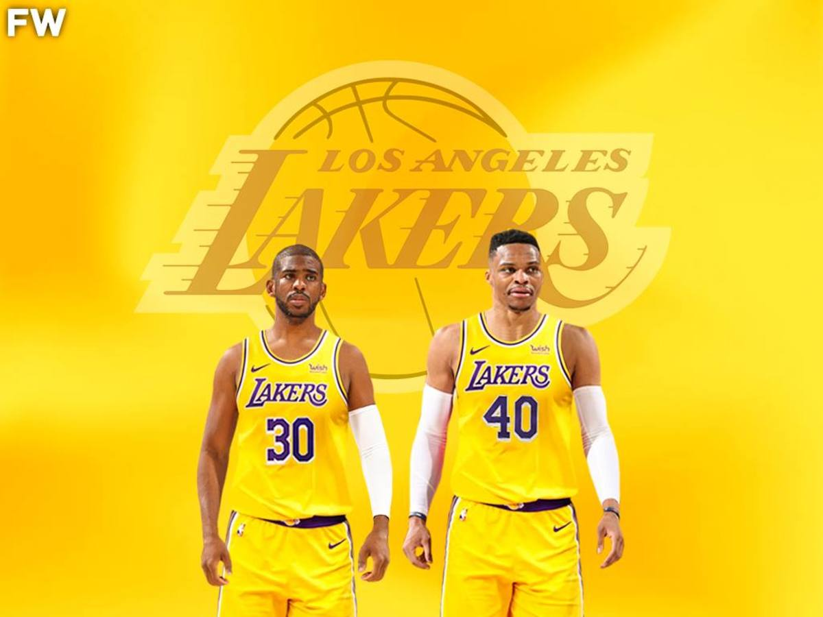 Who Is The Better Point Guard For The Lakers: Chris Paul Or Russell Westbrook?
