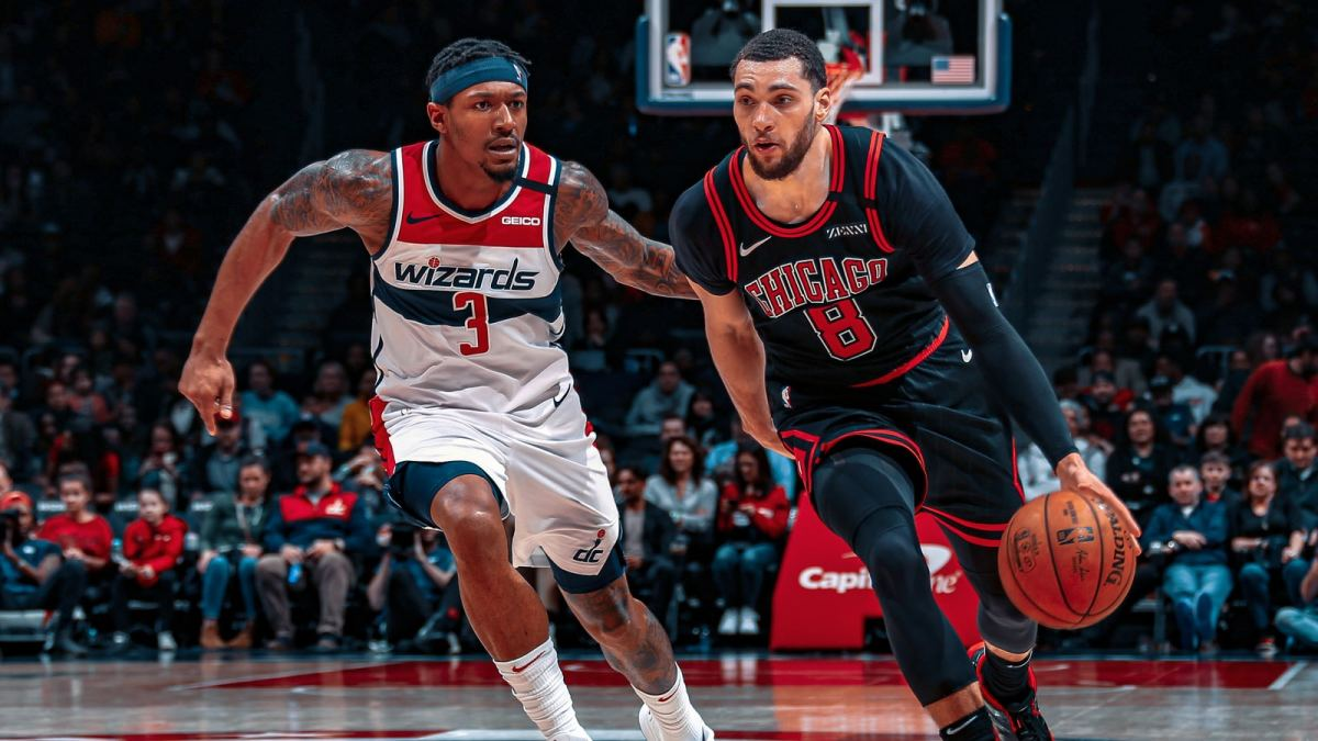 """Bradley Beal On Zach LaVine- """"He Is An Underrated Guard In Our League."""""""