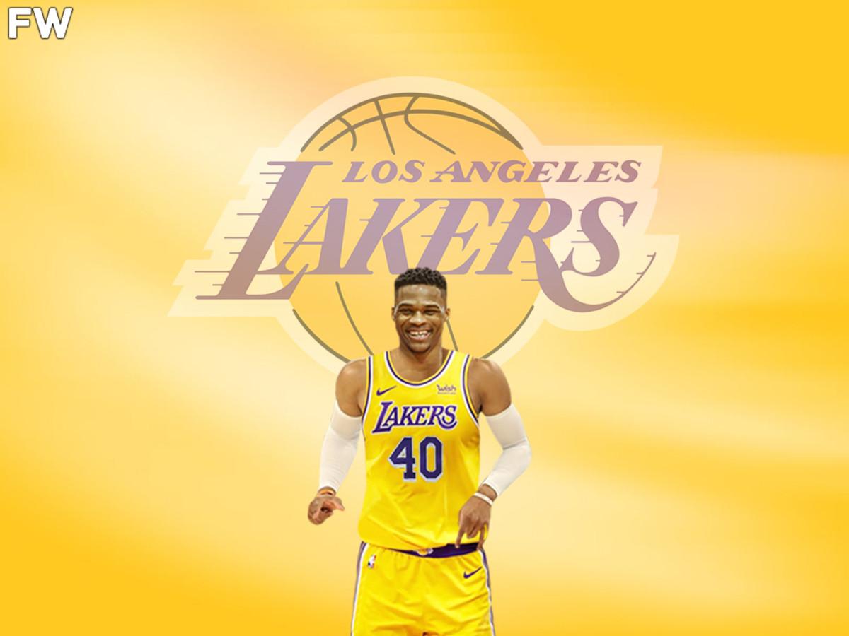 Russell Westbrook Los Angeles Lakers