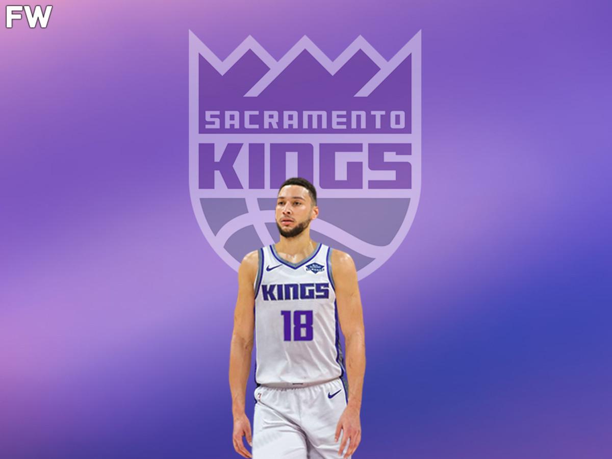 Ben Simmons Sacramento Kings