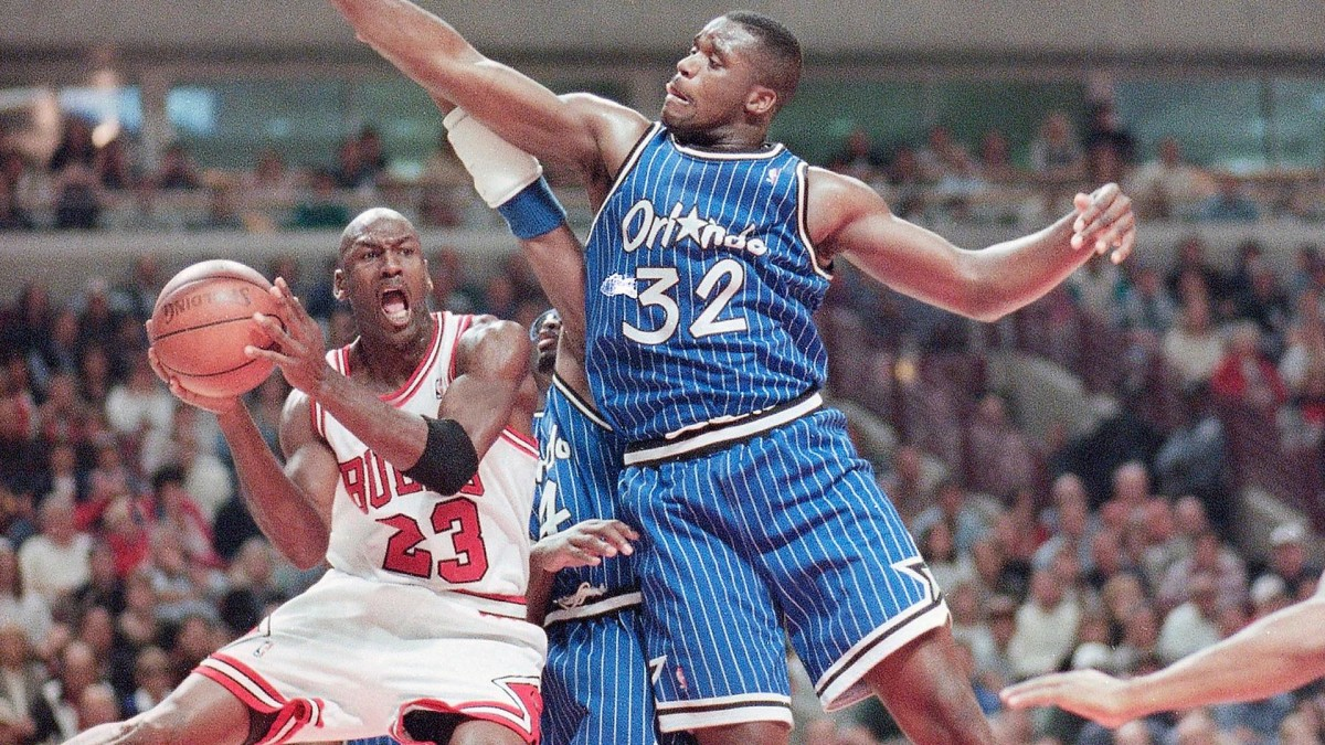 Shaquill O'Neal Tricked Michael Jordan When They Played One On One Before The All-Star Game