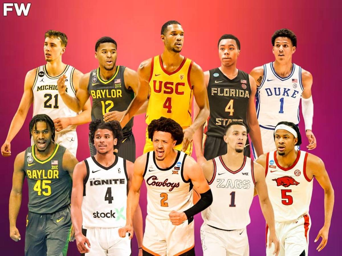 10 Best NBA Prospects Who Will Immediately Help Teams In The 2021-22 Season
