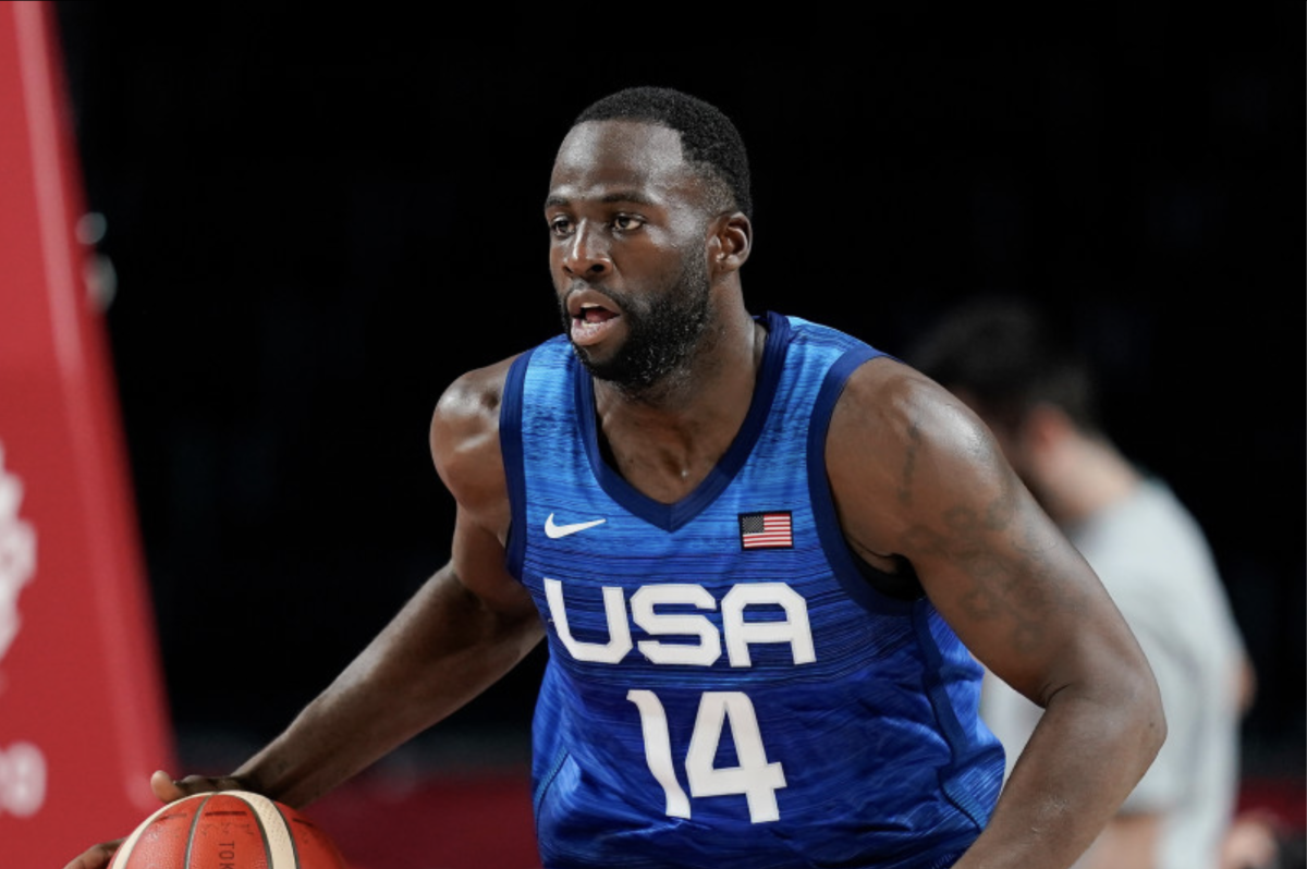 Draymond Green Reportedly Recruiting Players To Come To Golden State At The Olympics