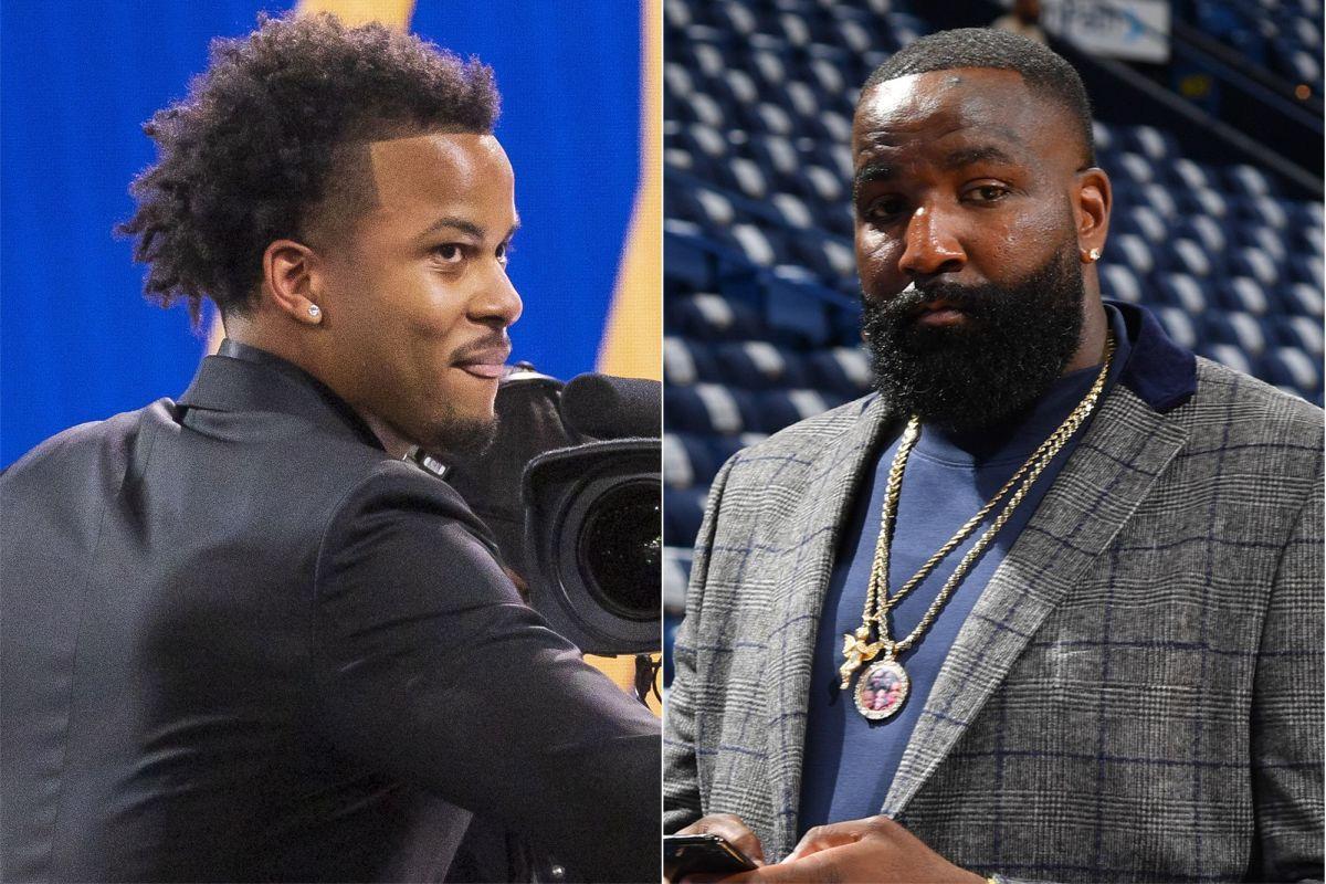 Kendrick Perkins Can't Pronounce Draft Pick Moses Moody's Name: 'Moody Moody, Moody, Moody, Moses, Moddy'
