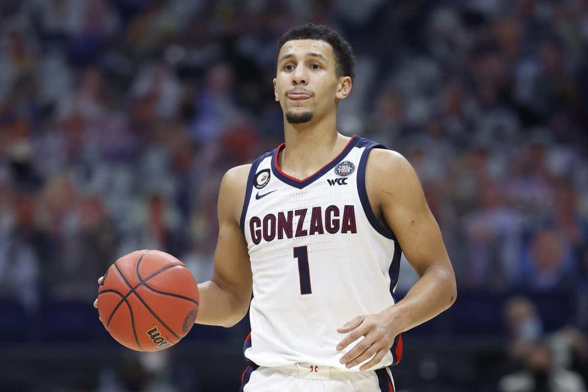 "NBA Rumors- Jalen Suggs Had ""Horrible"" Pre-Draft Workout With Raptors"
